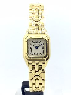 Cartier Panthère Art Deco Ref. Reference: 1130 - Ladies' Timepiece - Year: 1995 - 2000