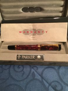 Parker fountain pen Duofold