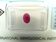 Ruby – 0,61 ct