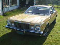 Plymouth - Volare - 1978