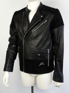 Nickelson – Leather jacket – New