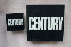 Bruce Bernhard - 2 x Phaidon Century photo book large and small  - 1999/2002