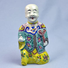 Porcelain figure - China - 19th century