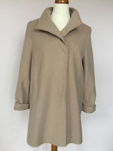 Basler - Beautiful ecru cashmere coat