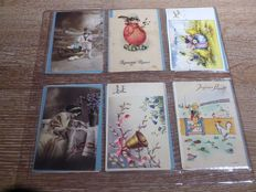 France/Belgium - Easter old x 127