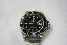 Rolex Submariner Date ref. 16610 – men's watch – 1990