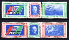 "Italy - 1933 - ""Squadron flight Rome-Chicago"" - Sassone S1509C"