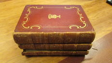FInden - Landscape & portrait illustrations  to the life and works of Lord Byron - 3 volumes - 1833