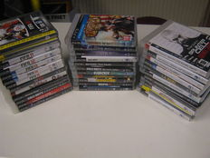 Lot of 35 PS3 games  o.a. South Park, Saints Row 3&4, Bioshock, Far Cry 3, Black Ops 2, etc