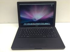 Apple MacBook Black (13-inch, early 2008) - 2.4Ghz Intel Core2Duo, 2GB RAM, 250GB