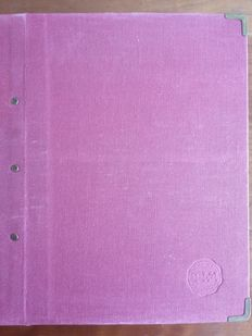 Monaco 1885/1966 - Very large stock with a lot of classics in French trade book.