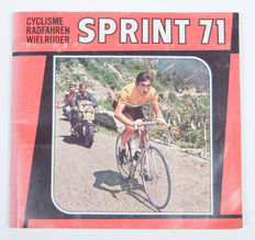 Panini - Cycling - Sprint 71 - Complete album.