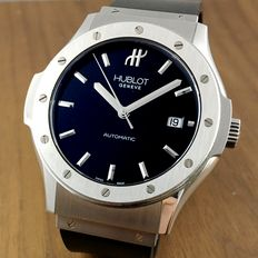 Hublot Fusion Automatic 41 mm Herenhorloge – 2006