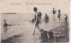 very good lot of 90 cpa postcards of France