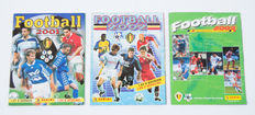 Panini - Belgian football - Football 2001 till 2003 - 3 complete albums.
