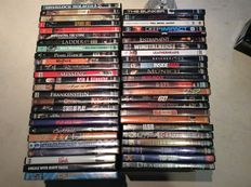 Collection of 342 DVDs and Blu-Rays