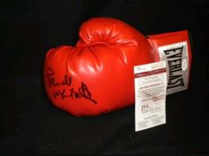 Pernell Whitaker - Hand-signed Everlast glove - With JSA certificate