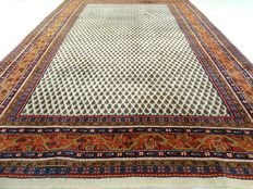 "Mir – 290 x 195 cm – ""Modern Oriental carpet in beautiful condition"" – Please note! No reserve price: starts at €1"