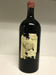 1996 Méthusalem Chateau La Rose Bigaroux, Saint-Emilion, France. 1 bottle, 6.0 litres
