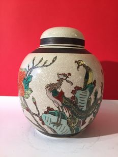 Nanjing porcelain pottery – China – From the 1950s/60s