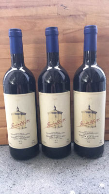 2005 Tenuta San Guido 'Guidalberto' Toscana – Lot of 3 bottles