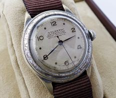 Atlantic – men's wristwatch – 1940s