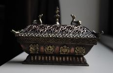 Incense burner- Tibet - 21stcentury.