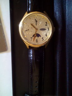 Romilly – moon phase – men's – year 2008