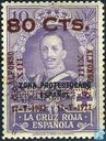 Timbres-poste - Espagne [ESP] - Couronnement Alfonso XIII