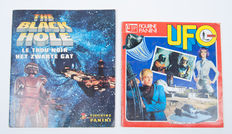 Panini - Science fiction - UFO + The Black Hole - 2 full albums.