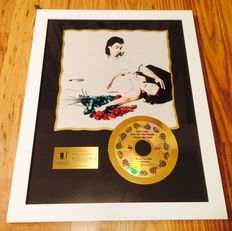 Nick Cave & Kylie Minogue Gold Record