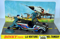 "Dinky Toys-France - Scale 1/43 - Renault Simpar 4x4 ""Michel Tanguy"" No.1406"
