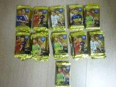 Panini - FIFA 365 Adrenalyn XL™ Official Trading cards 2016 - 97 packages.