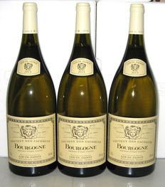 2015 Burgundy Couvent des Jacobins (Blanc), Louis Jadot, Lot 3 Magnums 1.5 L.