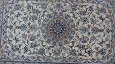 Nain Persian rug (clear back) – New