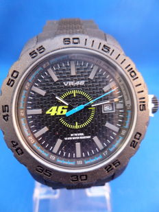 TW Steel – Valentino Rossi Yamaha VR46 – men's wristwatch – 2017