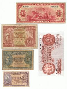 World - 80 banknotes - better ones included