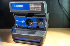 Collection instant cameras, kodak and polaroid