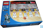 Lego 10121 NBA Basketball Teams