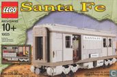 Lego 10025 Santa Fe Cars - Set I (mail or baggage car)