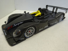 AUTOart - Scale 1/18 - Porsche RS Spyder 'Carbon Look'