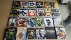 Lot of 20 Playstation 3 games  oa call of duty's ,uncharted ect