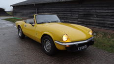 Triumph - Spitfire 1500 Soft Top - 1978