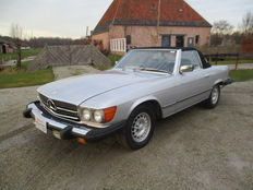 Mercedes-Benz - Roadster - 450 SL - 1980