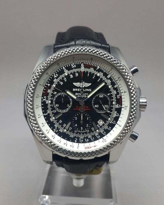 Breitling Bentley Gt Wristwatches: Breitling Bentley Motors Special Edition Chronograph