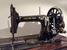 The Improved Singer - Sewing machine - 1882