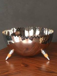 "Joanna Lyle for Alessi – Fruit bowl ""Chimu"""