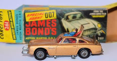 "Corgi Toys - Scale 1/43 - Aston Martin DB5 ""James Bond"" No.261"