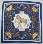 Check out our Hermès – small scarf Cheval Turc