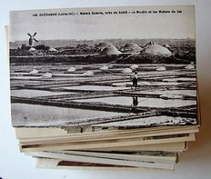 France - View of cities and villages - 1900/1950 - x 300